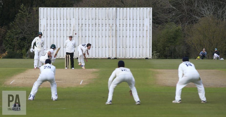 MCC university cricket helps students find their level on