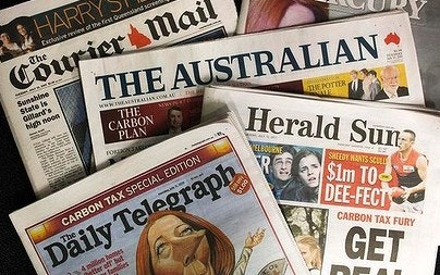 Mixed Media How AustraliaS Newspapers Became Locked In A War Of