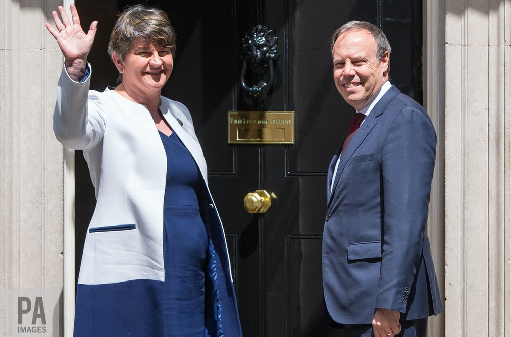 How International Law Could Scupper A Tory Deal With The Dup