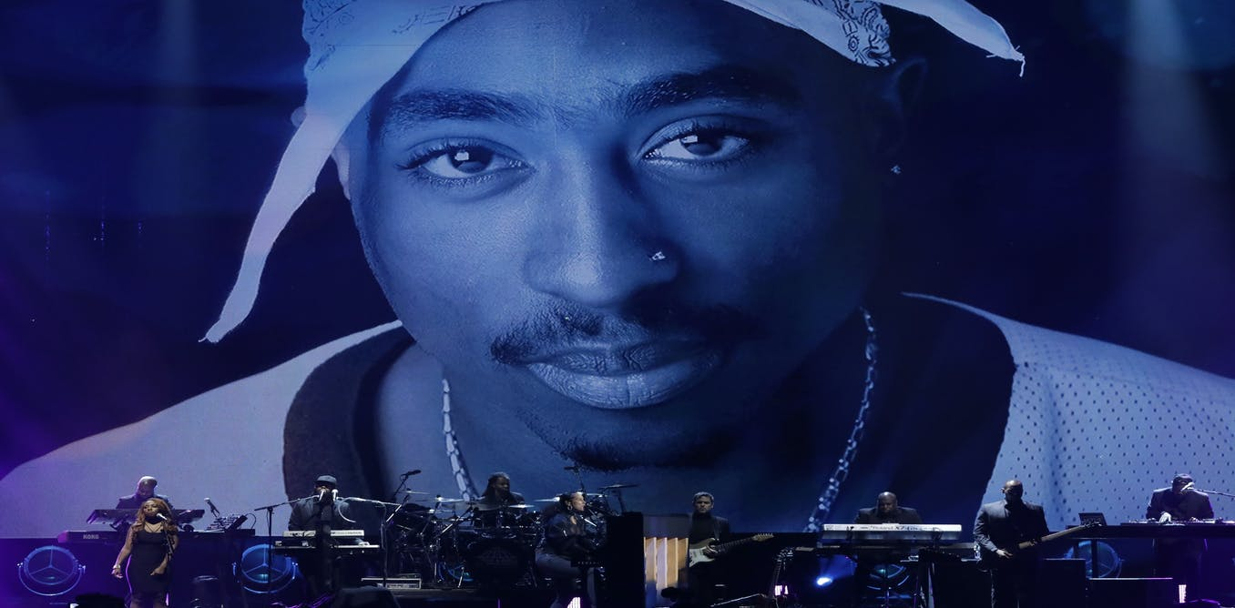 tupac essay on education Classics english literature ghetto gospel by tupac shakur tupac shakur was born in new york on june 16, 1971 his mother was in jail where tupac was given birth.