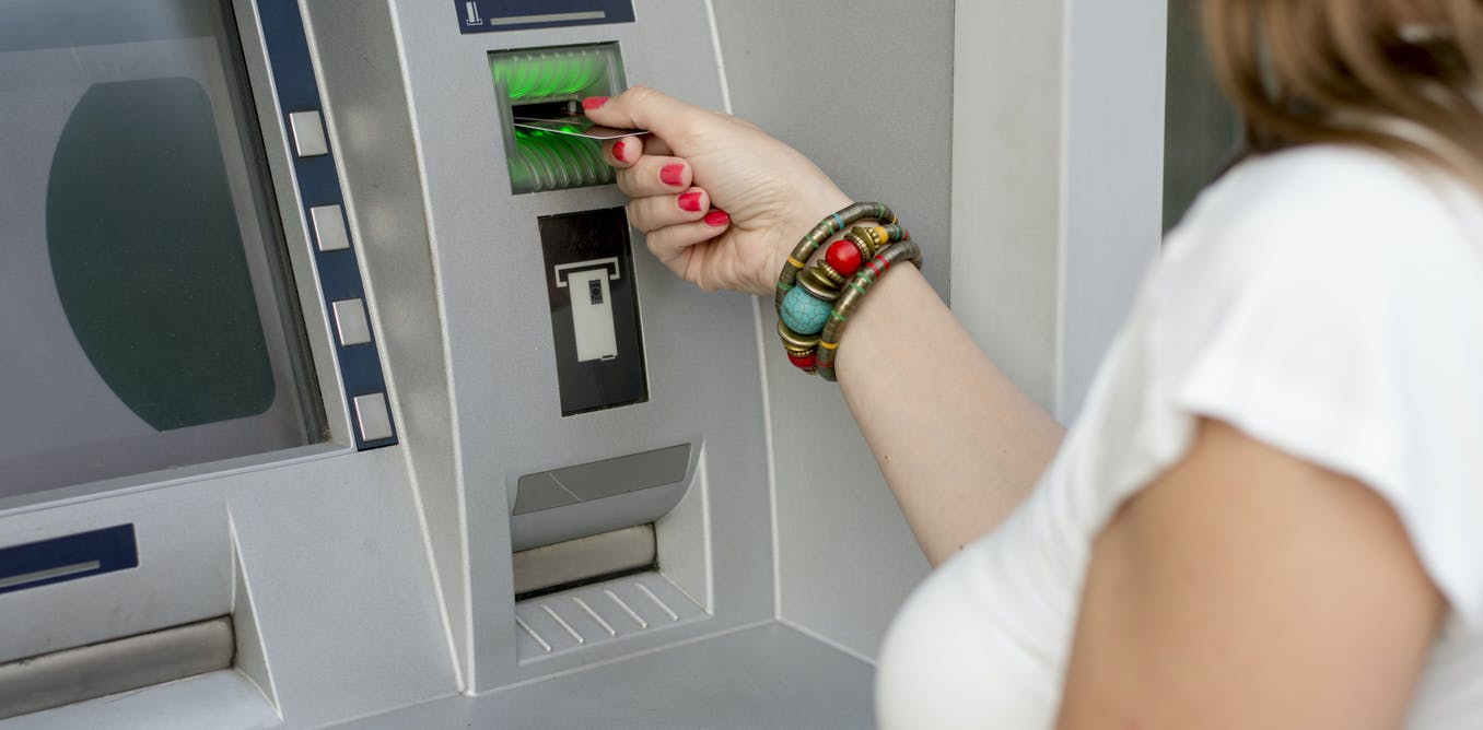 How Secure Are Todays Atms 5 Questions Answered Note Majority Colors Line Colorpin Numberconnector Number