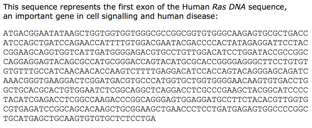 What Does Dna Sound Like Using Music To Unlock The