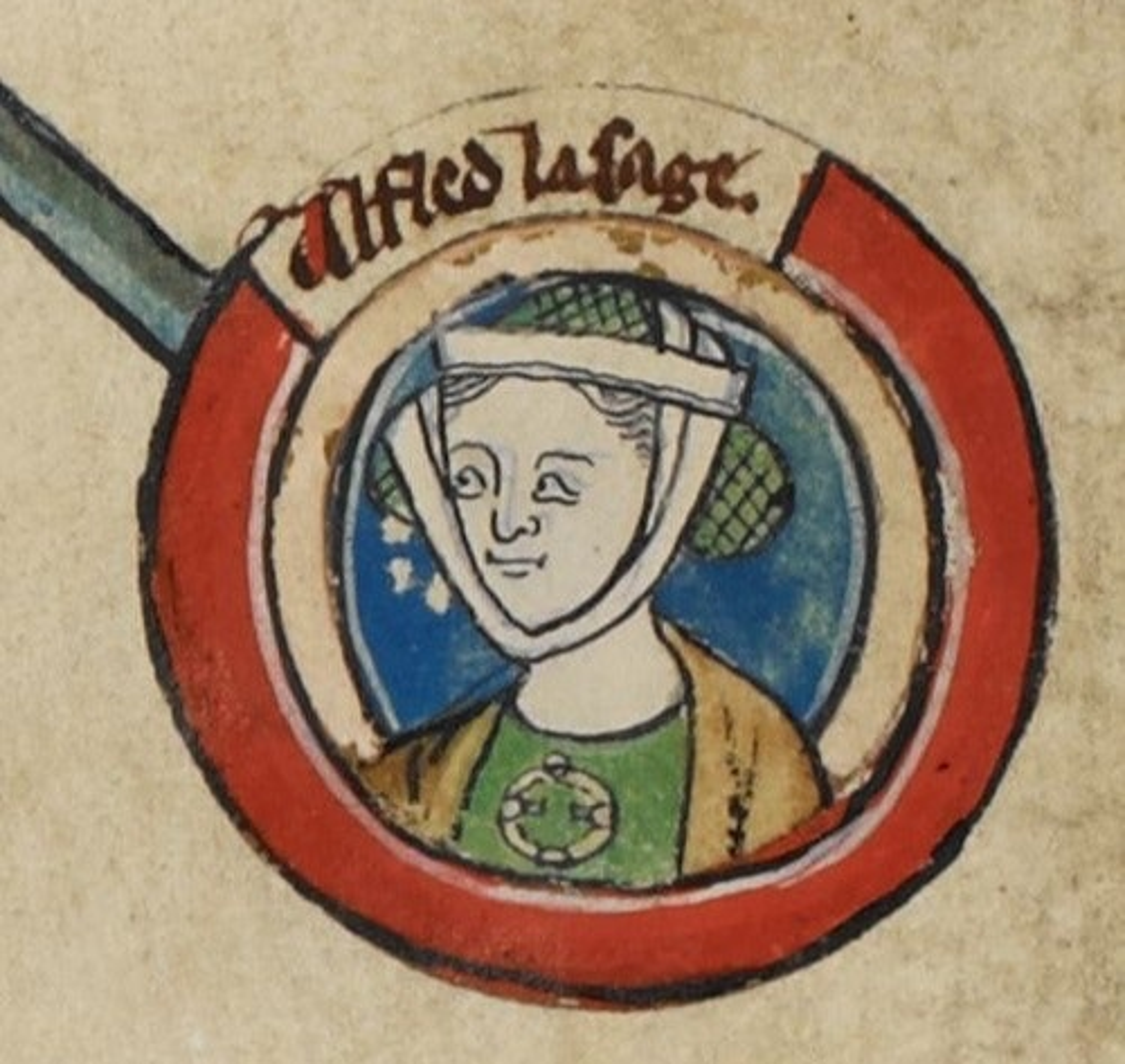 Æthelflæd: the Anglo-Saxon iron lady