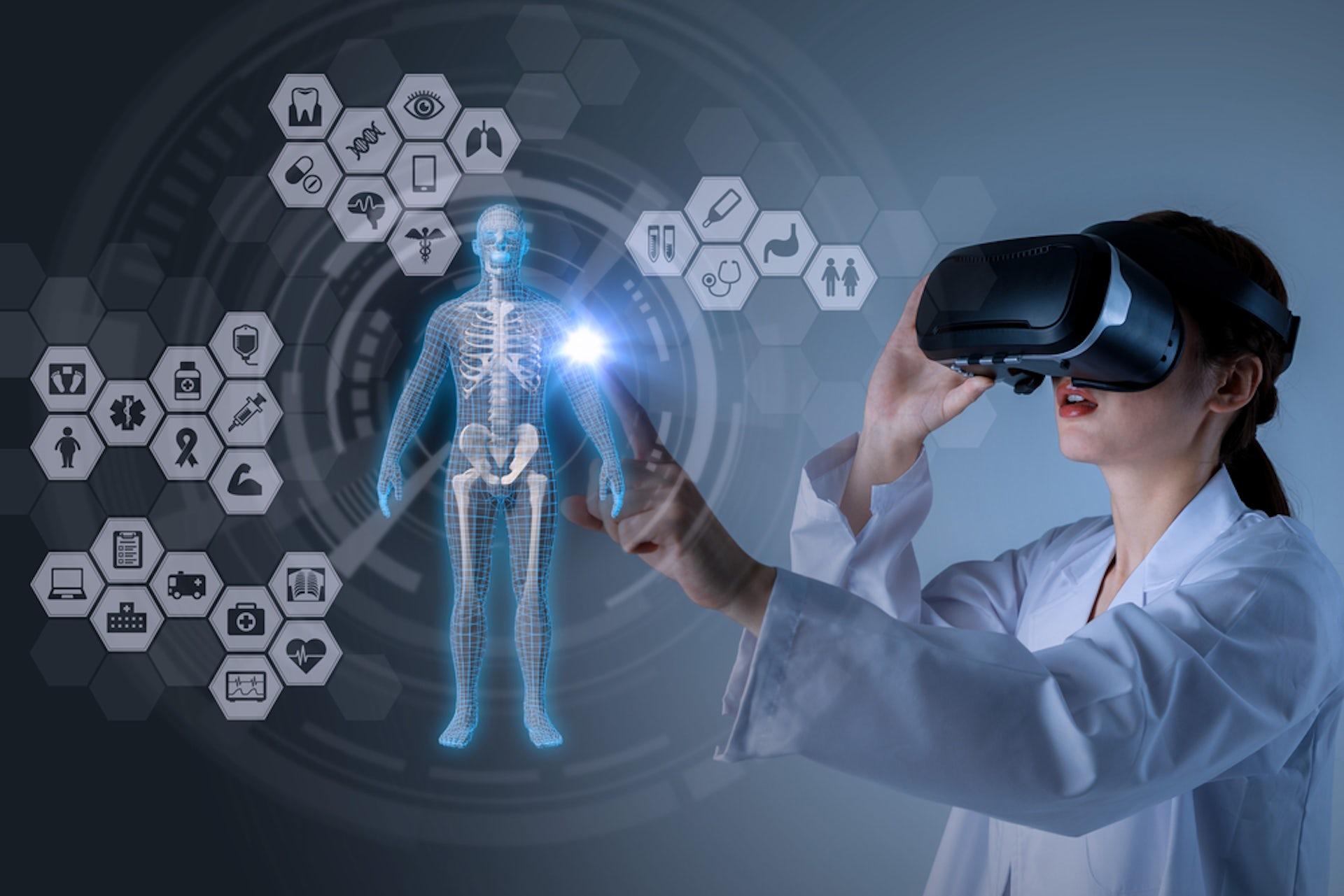 Virtual reality tour life chronic illness