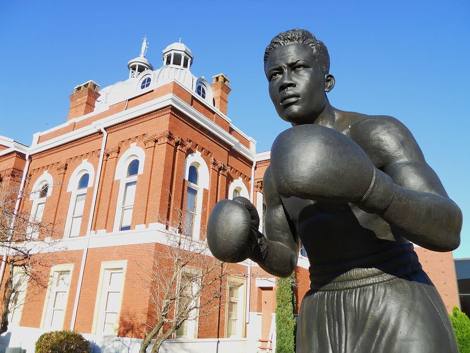 Remembering heavyweight champion Joe Louis, and how society treats