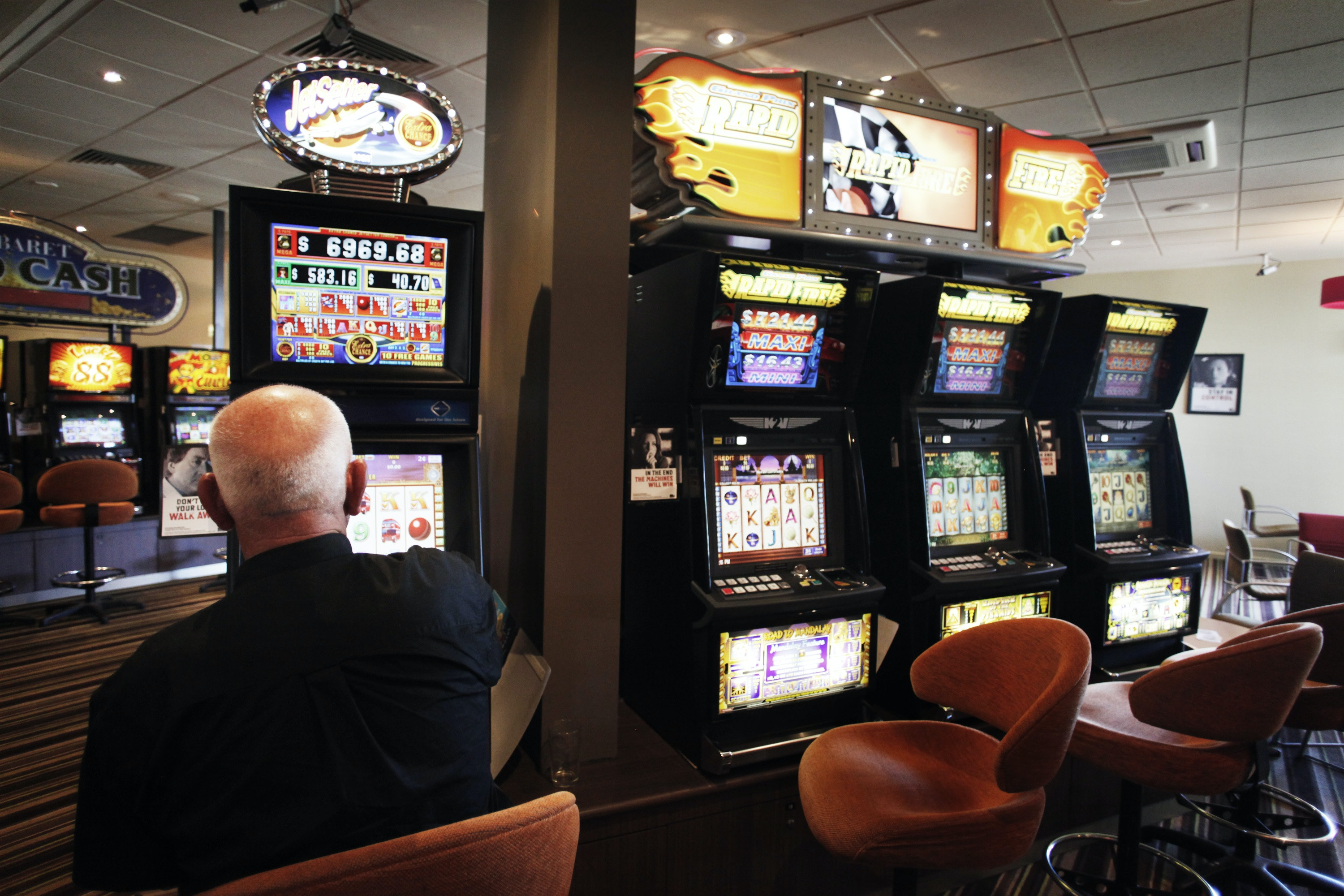Australian addiction to poker machine gambling atlantic city casino special