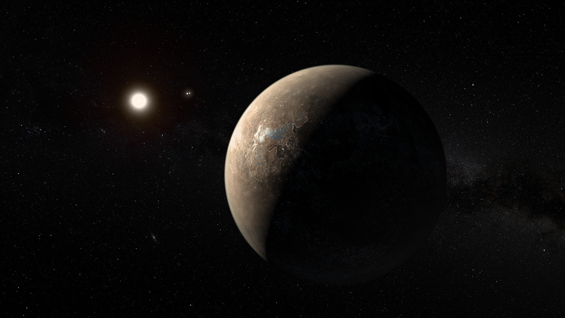 Help us find out what our possibly habitable exoplanet neighbour is actually like