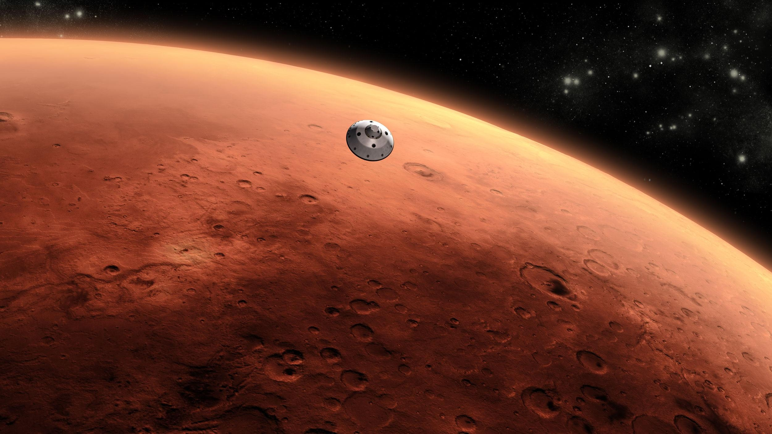 Elon Musk releases details of plan to colonise Mars – here's what a planetary expert thinks