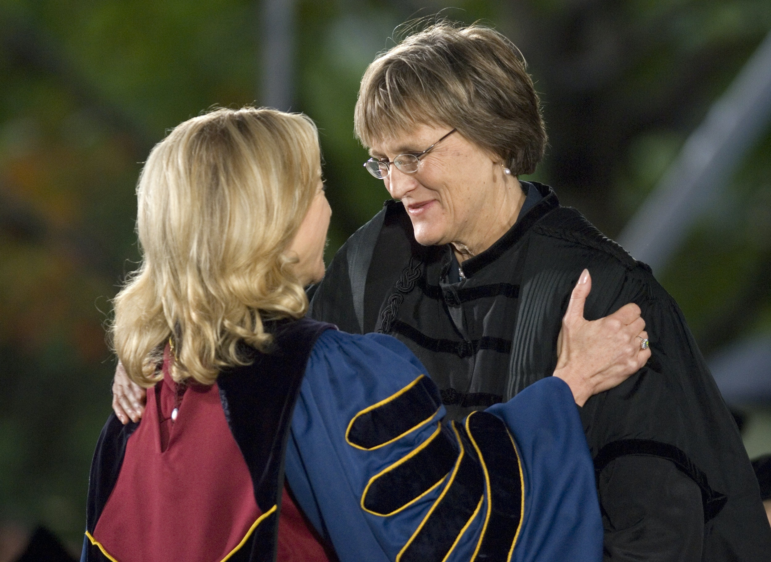 Drew Faust and old, white men: The changing role of university presidents