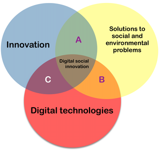 What are digital social innovations?