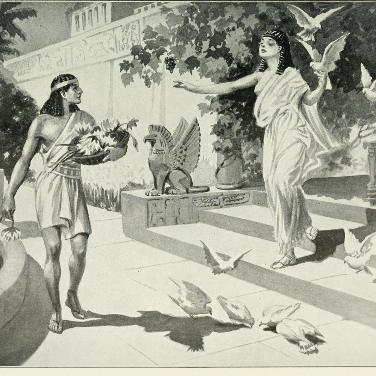 Friday essay: the legend of Ishtar, first goddess of love and war