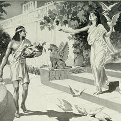 Health Essay Ishtar On Right Comes To Sargon Who Would Later Become One Of The Great  Kings Of Mesopotamia Edwin J Prittie The Story Of The Greatest Nations   Essay Learning English also Thesis Statement For Argumentative Essay Mesopotamia  News Research And Analysis  The Conversation  Page  Comparison Contrast Essay Example Paper