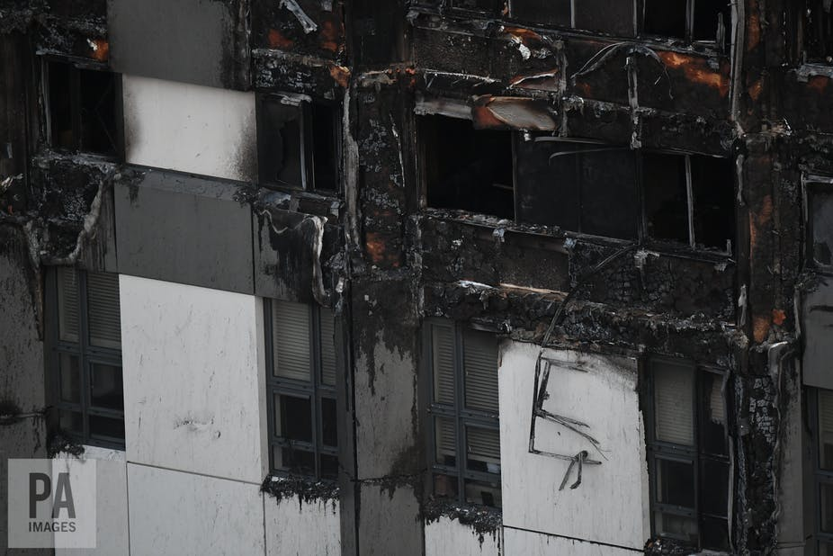 Fact Check Is The Type Of Cladding Used On Grenfell Tower