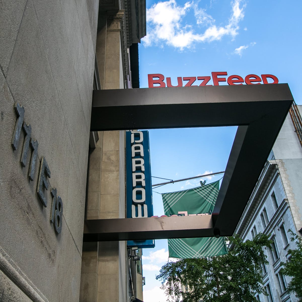 From cat gifs to serious political clout: Buzzfeed and the