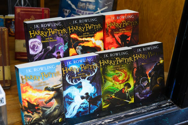 Harry Potter Books Young Readers : Twenty years on from the first book harry potter