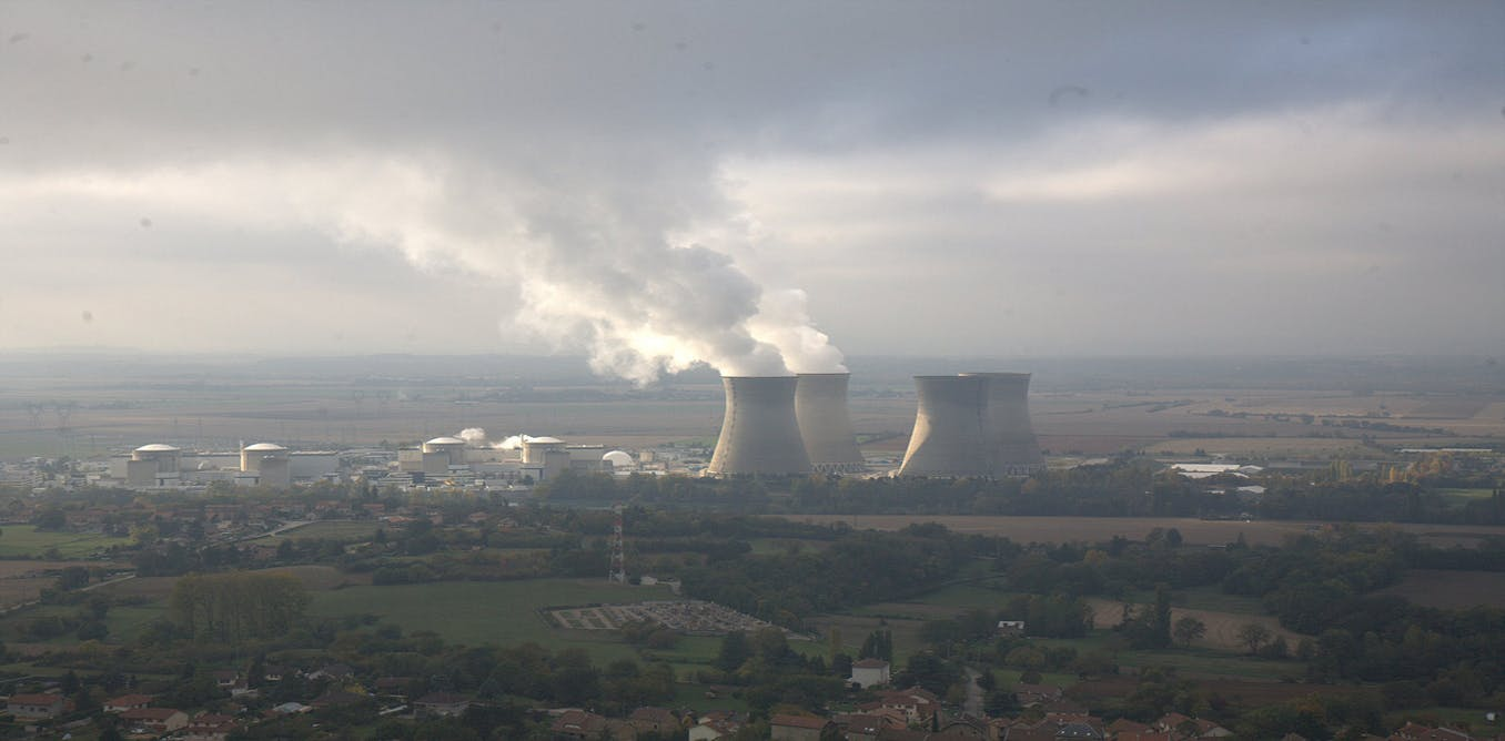 Nuclear Power Plant Pollution