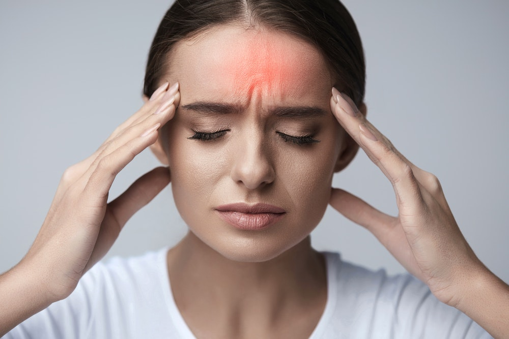 How to reduce headache while fasting