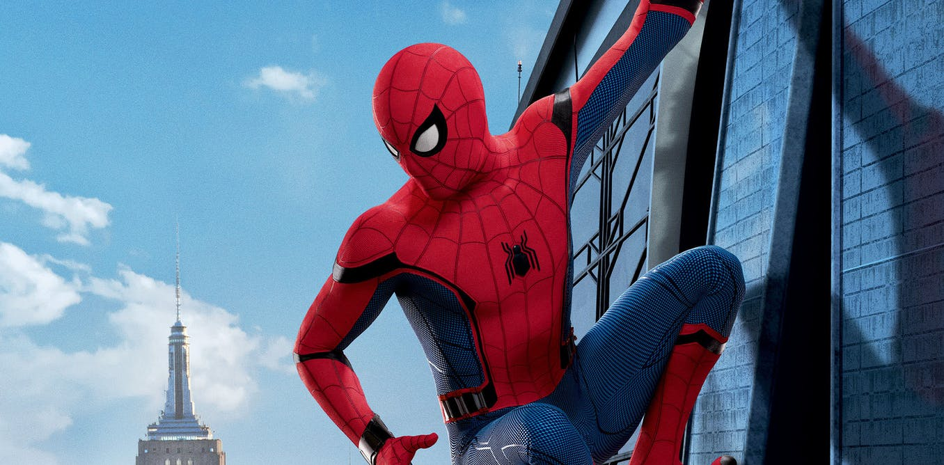 Spider-Man: Homecoming spins a web of fact and fantasy