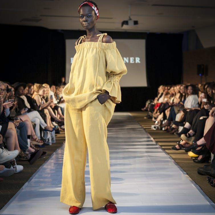 Fashion Designers Respond To Environmental Crisis