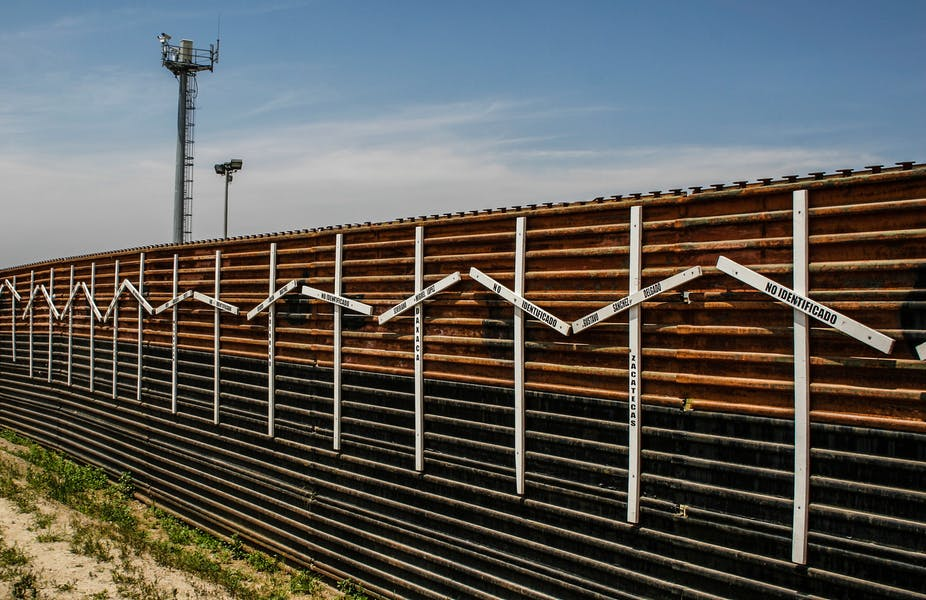 Border walls are ineffective, costly and fatal — but we keep