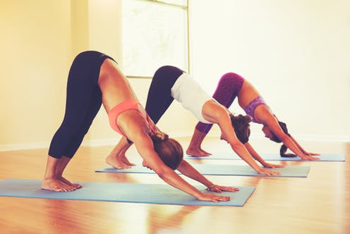 can find pain relief yoga