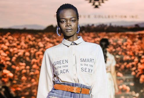 Fashion Designers Respond To Environmental Crisis