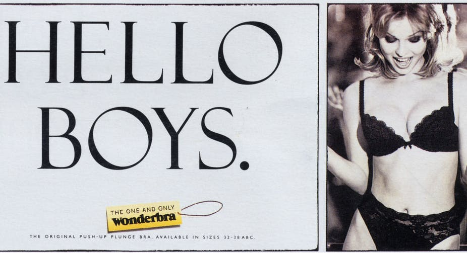 Don't believe the hype: sexually-charged advertising is not