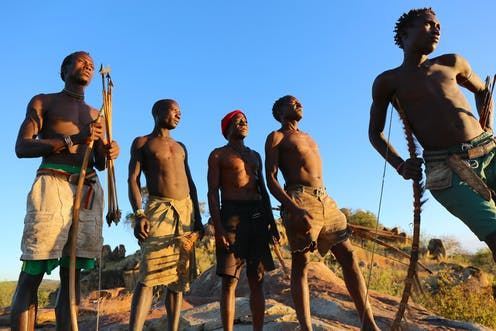 I spent three days as a hunter-gatherer to see if it would