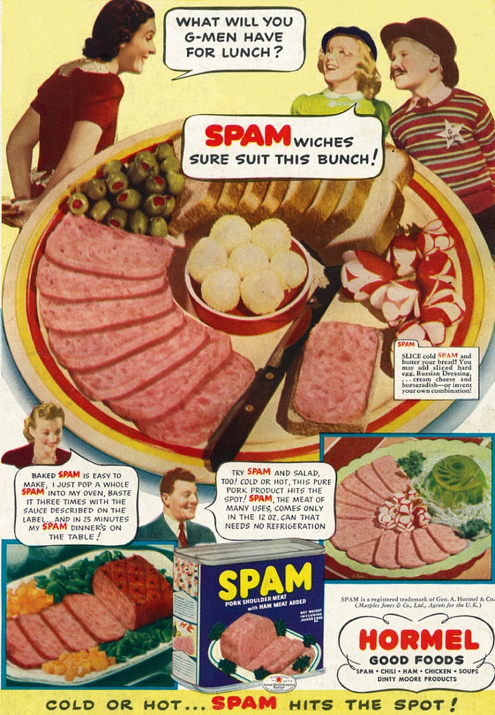 Image result for spam