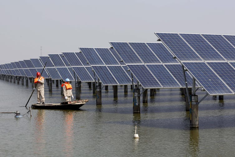 Lake Solar Panels