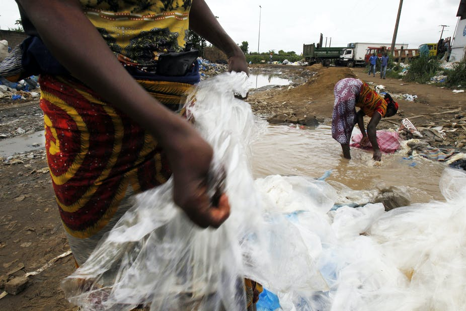 Kenya should be focused on recycling, not banning plastic bags