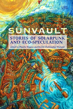 Image of the cover of the book - Sunvault
