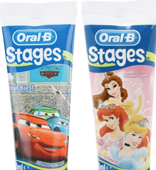 Children's toothpaste: the facts