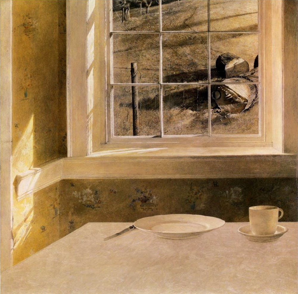 Andrew Wyeth And The Artist S Fragile Reputation