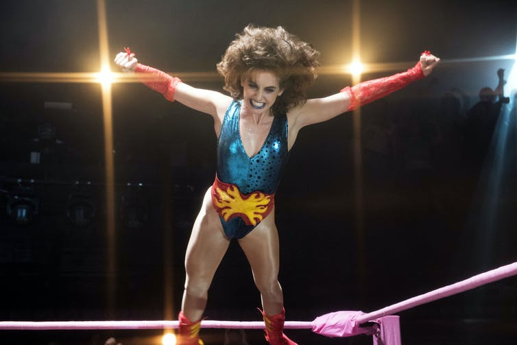 Tom Phillips on Netflix's GLOW