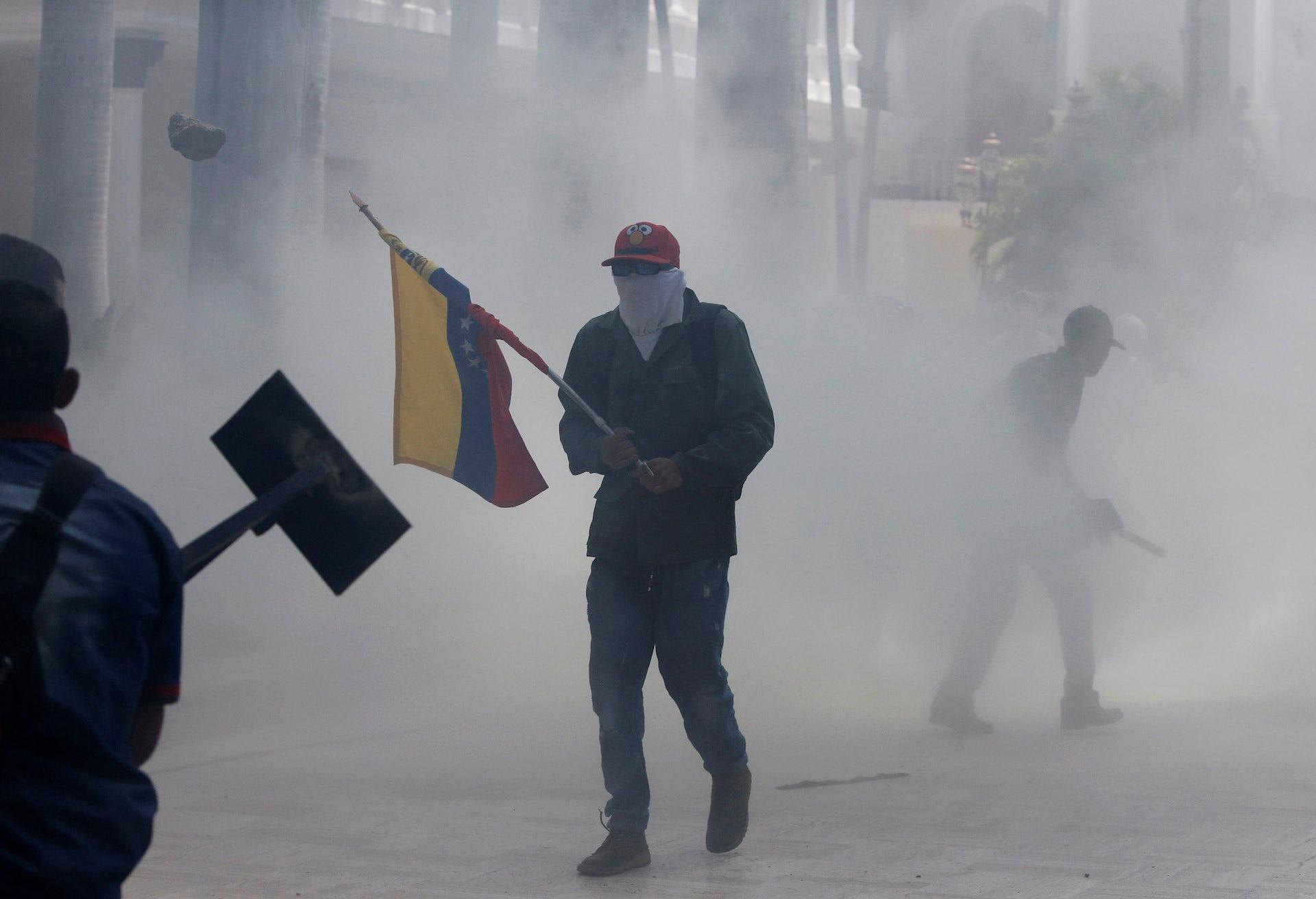 El colapso económico de Venezuela tiene una clara explicación