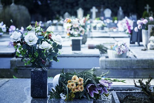 Virtual graveyards: Algorithms of death and the cost of