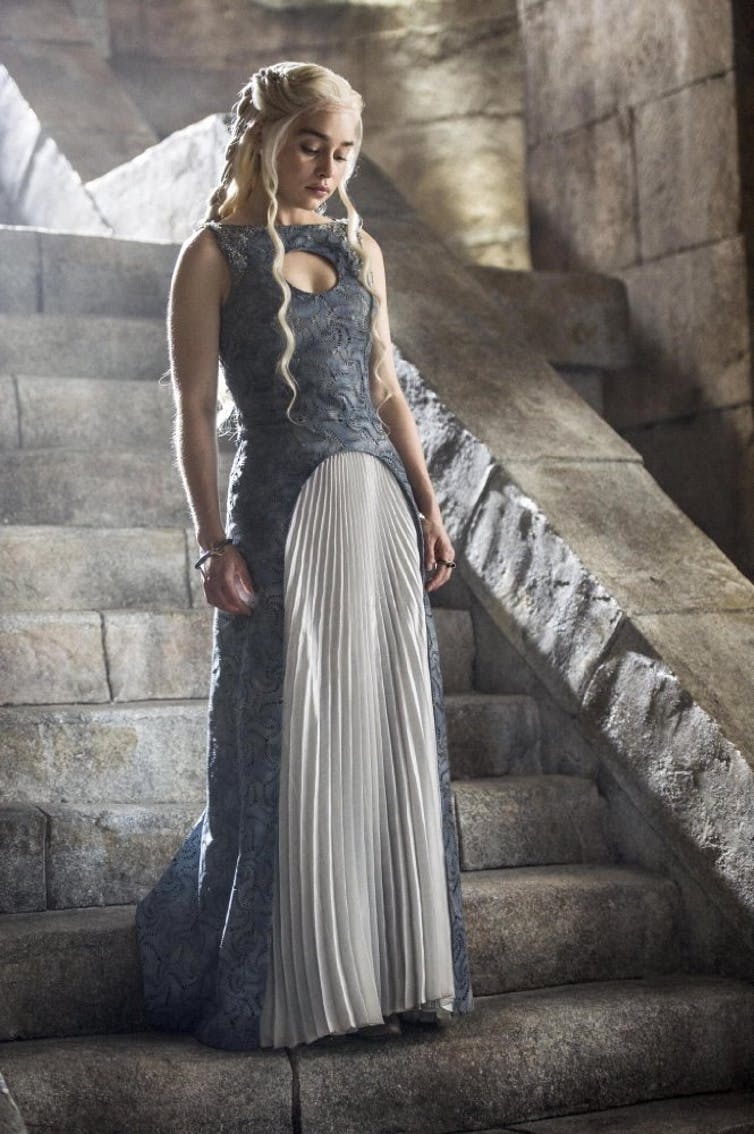 Daenerys (Emilia Clarke). Image credit: Home Box office, Inc.