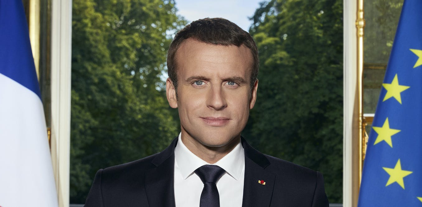 recipe: macron french have no culture [35]