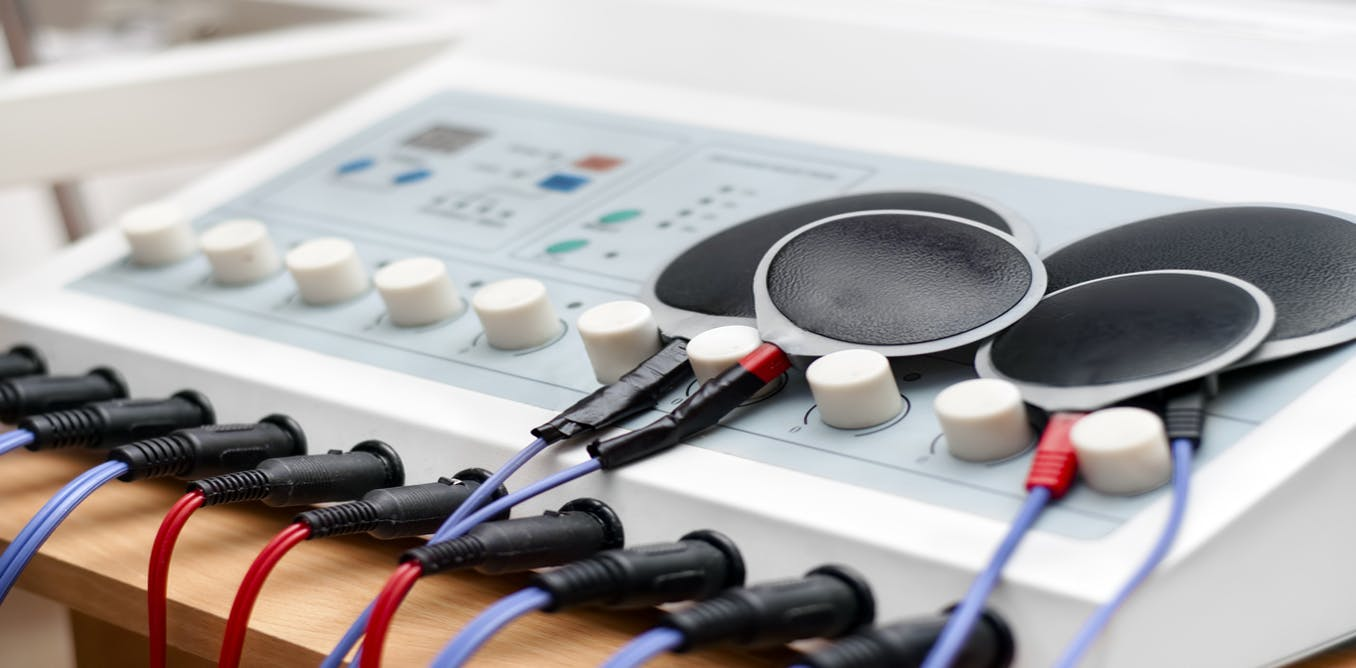 theconversation.com - Dominic O'Connor - Electrical stimulation can help people who are too weak to exercise