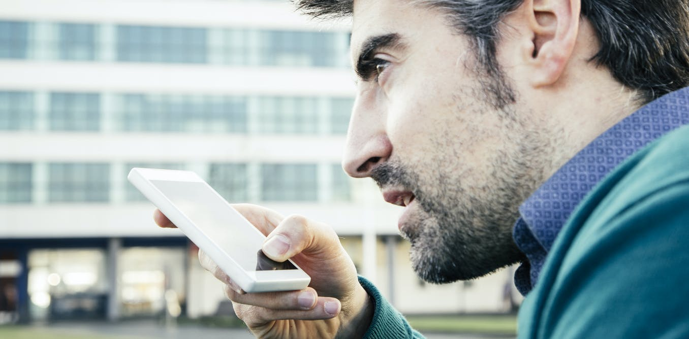 Protecting your smartphone from voice impersonators