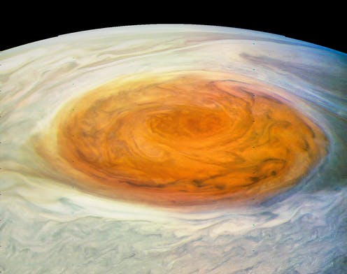 Six mysteries of Jupiter's Great Red Spot