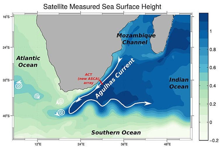 Why deeper insights into the Agulhas Current can shed light on ... on north atlantic ocean map, indian monsoon map, world ocean, north atlantic current, physical oceanography, rip current, ocean gyre, continental shelf, thermohaline circulation, southern ocean map, kuroshio current, california ocean current map, world currents map, mid-ocean ridge, wind wave, indian pollution map, current ocean temperature map, indian climate map, indian science map, southwest indian ridge map, northern pacific ocean map, longshore drift, pacific ocean floor map, indian mountains map, california current, wind currents map, south west monsoon ocean current map, indian rivers map, abyssal plain, south atlantic ocean islands map, the atlantic ocean on map, arctic ocean map, antarctic circumpolar current, east australian current, north central south america map, humboldt current,