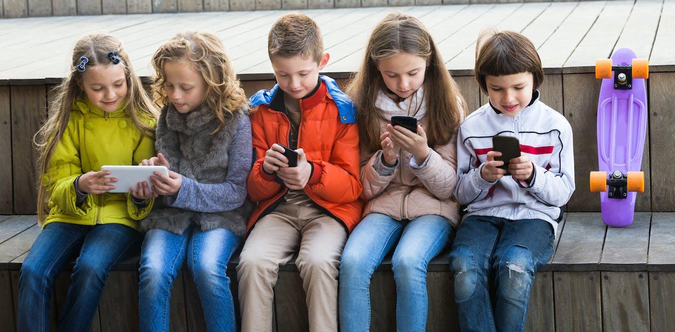 media on children