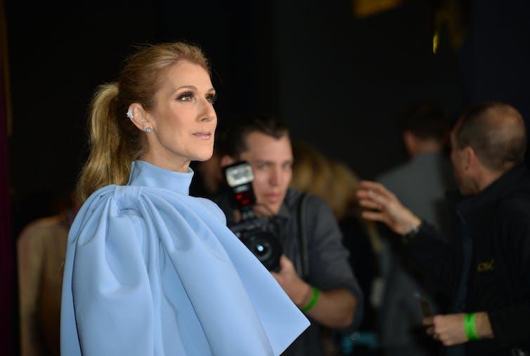 Céline Dion. Jaguar PS/Shutterstock