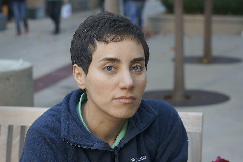Mariam Mirzakhani