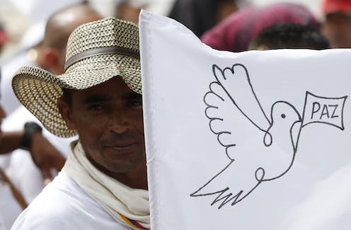 Engaging Colombia's students may be key to long-term peace