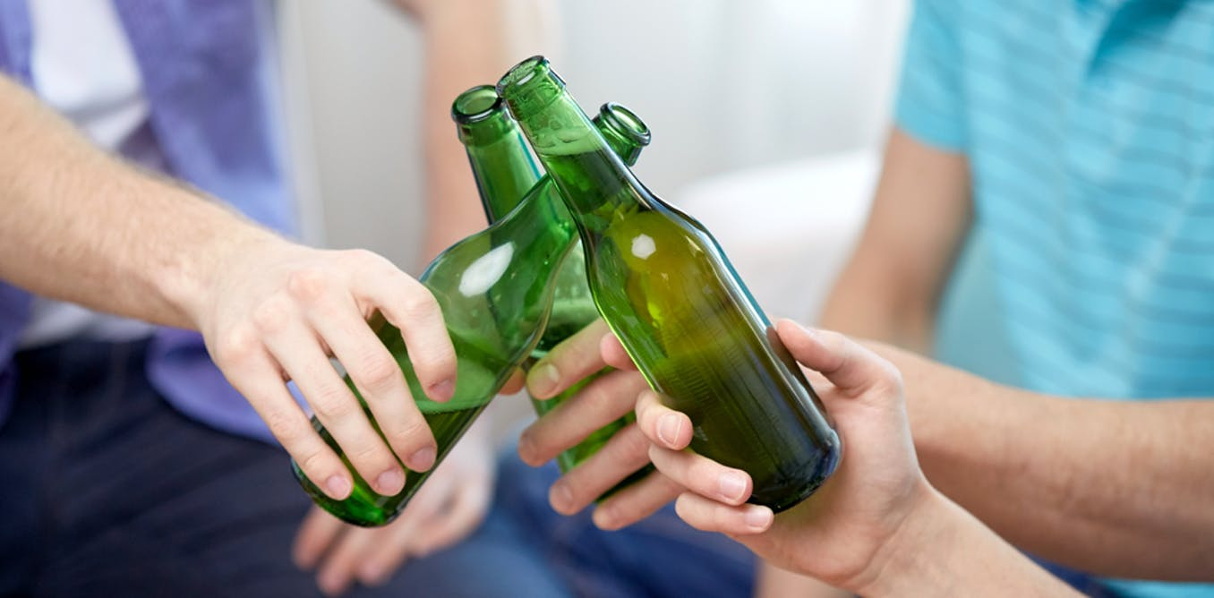 Three ways to help your teenage kids develop a healthier relationship with  alcohol