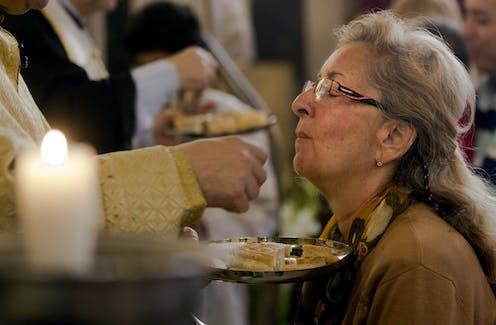Why the Catholic Church bans gluten-free communion wafers