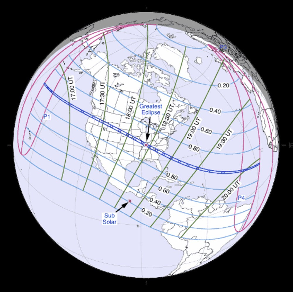 When The Sun Goes Dark 5 Questions Answered About Solar Eclipse Wind Diagram Widows To Universe Image Images Path Of On August 21